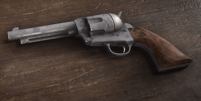 CATTLEMAN REVOLVER- Weapon Stats & Characteristics