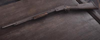 VARMINT RIFLE- Weapon Stats & Characteristics
