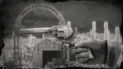 red dead redemption 2 john s cattleman revolver stats