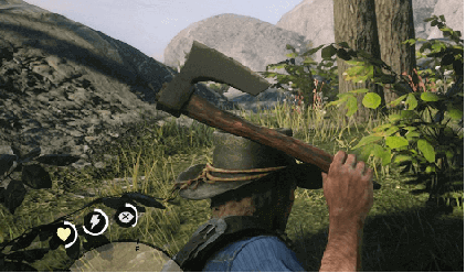 RUSTED HUNTER HATCHET- Weapon Stats & Characteristics