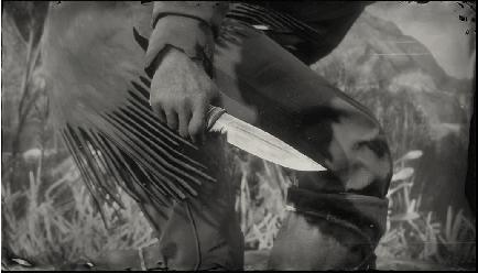 ANTLER KNIFE Stats