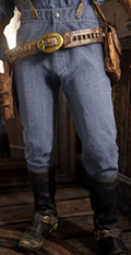 Cuffed Town Pants Image