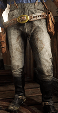 Saddle Jeans Image
