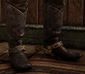 Deluxe Quickdraw Boots Image