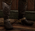 Plated Quickdraw Boots Image