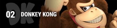 DONKEY KONG Eyecatch