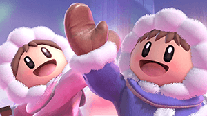 ICE CLIMBERS Eyecatch