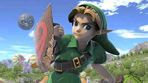 YOUNG LINK Eyecatch