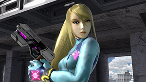 ZERO SUIT SAMUS Eyecatch