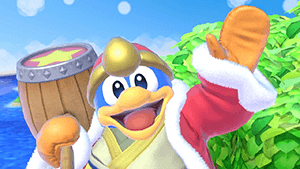 KING DEDEDE Eyecatch