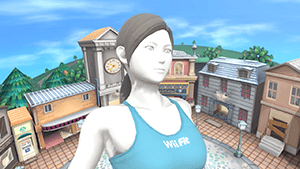 Wii Fit TRAINER Eyecatch