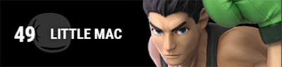 LITTLE MAC Eyecatch