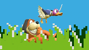 DUCK HUNT Eyecatch