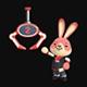 Arcade Bunny Icon