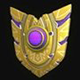 Back Shield Icon