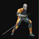 Gray Fox Icon