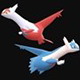 Latias & Latios Icon
