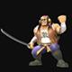 Samurai Goroh Icon