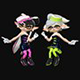 Squid Sisters Icon