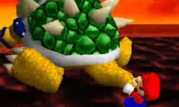 Bowser (Fire Sea)