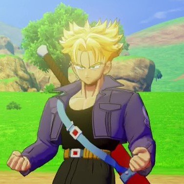 Trunks (Mysterious Youth)