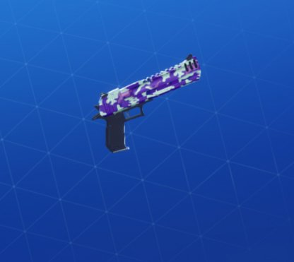 EMOTE CAMO Wrap - Handgun