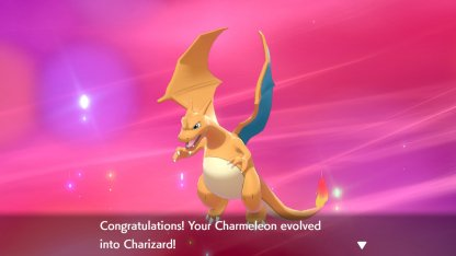 Evolve Charmander Into Charizard