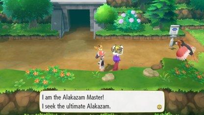 Alakazam Master Trainer