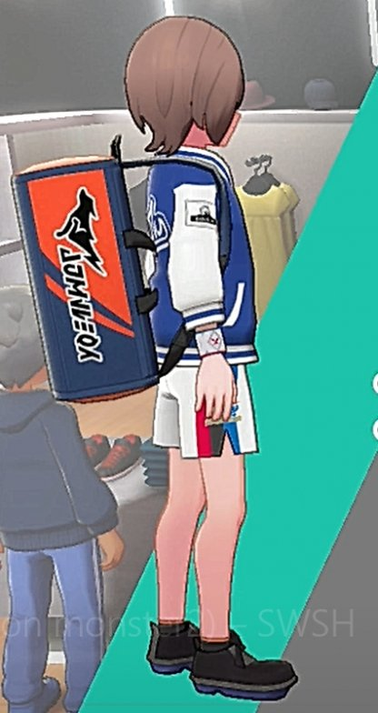 Sport Travel Bag (DragonType)