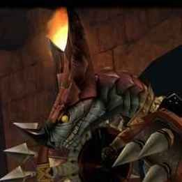 Lizardman King