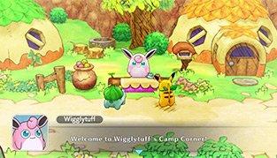 Wigglytuff's Camp Corner