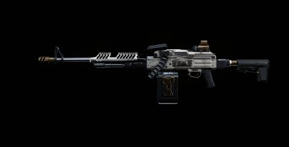 Usurper LMG Weapon Details