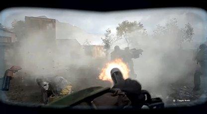 Minigun Has High DPS