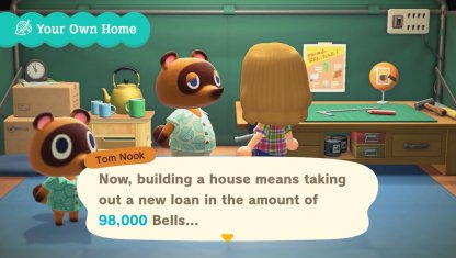 Speak To Tom Nook About Expansion