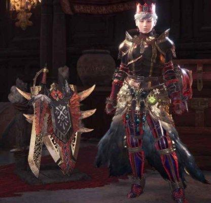 Kjarr Strongarm King Attack Build