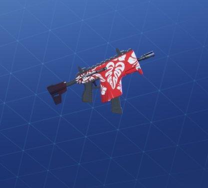 FLOWERPRINT Wrap - Submachine Gun