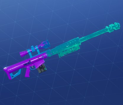 SLURP! Wrap - Sniper Rifle