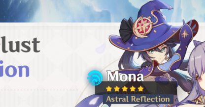 First-Time Feature Of Mona As 5 Star Banner