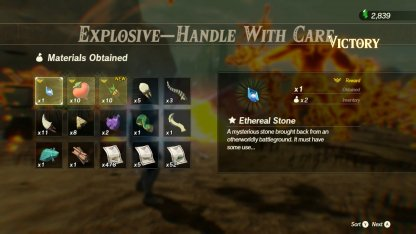 Challenge List Rewards How To Beat Hyrule Warriors Age Of Calamity Gamewith