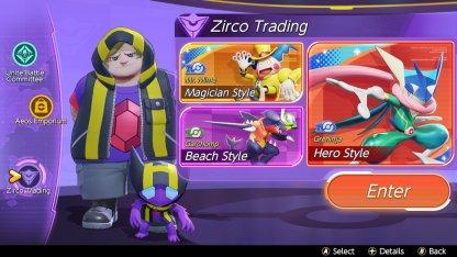 Zirco Trading