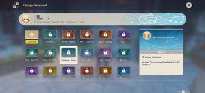 Unlock New Namecard Designs