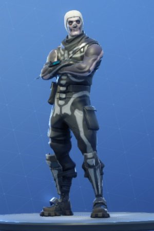 Skin Outfit SKULL TROOPER