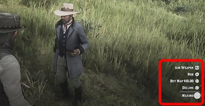 Red Dead Redemption 2 - Jack Hall Gang Treasure