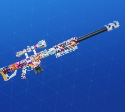 EMOTICAL Wrap - Sniper Rifle