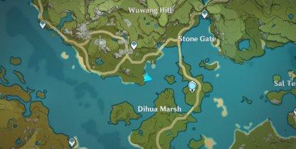 Dihua Marsh