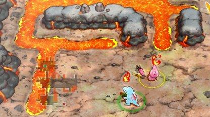 Avoid Touching Lava To Prevent Burn