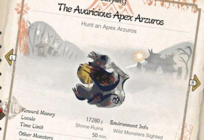 Apex Arzuros