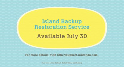 Island Backup & Restoration