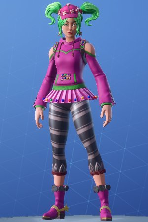 Skin Outfit ZOEY