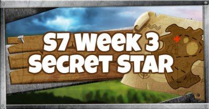 fortnite week 3 battle star
